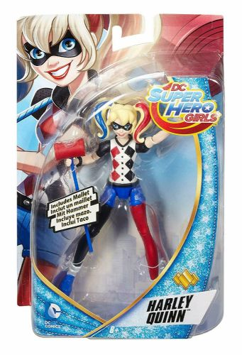 DC Comics Super Hero Girls: Harley Quinn